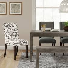 Target Threshold Dining Room Chairs by Parsons Dining Chair Priya Blue Set Of 2 Threshold Target