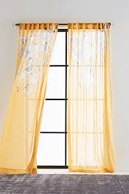 Blue Sheer Curtains Uk by Soft Furnishings Curtains Anthropologie