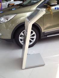 China Ford Car Store MDF Material Brochure Display Stand Find Details About From