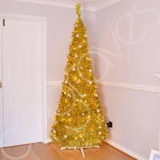 Black Pre Lit Pop Up Christmas Tree by Pop Up Christmas Tree With Lights Pre Lit Pop Up Decorated