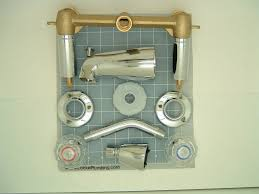 Jay R Smith Floor Drains 2005 by Sayco 208dl 2 Two Handle Tub And Shower Faucet Locke Plumbing