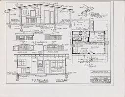 Blueprints House Housing In Rural America Plan No 7137 Farm Cottage House