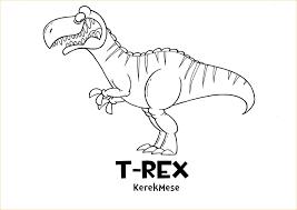 Dessin Dinosaure Gratuit