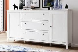 kommode sideboard weiß wohnzimmer schrank esszimmer anrichte 180 cm landhaus ole ebay