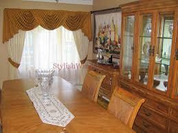 Dining RoomCurtains Room Curtain Ideas Casual Windows Dinning 281 Best As Wells Stunning