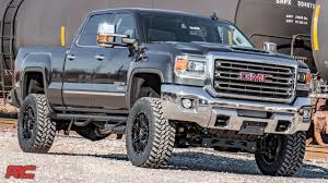 2017 GMC Sierra 2500HD Rough Country Off-Road Edition (Dark Grey ... Gmc Sierra Hd Adds Offroadinspired All Terrain Package Motor Trend Introduces New Offroad Subbrand With 2019 At4 The Drive Chevycoloroextremeoffroad Fast Lane Truck Best Used To Buy In Alberta 2016 X Revealed Gm Authority Introducing The 2017 Life Trucks Kamloops Zimmer Wheaton Buick 1500 Chevrolet Silverado Will Be Built Alongside Debuts Trim On Autotraderca Headache Rack 2014 2018 Chevy Add Lite Front Bumper