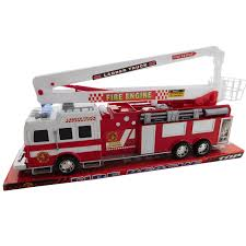 Friction Power Fire Truck 17