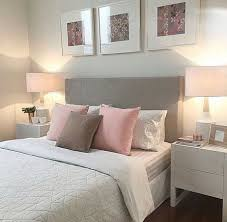 schlafzimmer weiß grau rosa home house design home decor