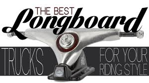 The Best Longboard Trucks For Your Riding Style - YouTube