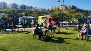 Food Truck Fridays Parks Curbside At The California Center For The ...