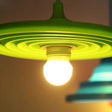 Modern Pendant Lampu Colorful Silicone DIY Liontin Tidur Gantung Untuk Dapur Luminer Pencahayaan Rumah