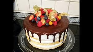 Hochzeitstorte Mit Erdbeeren Und Limetten Dripcake Cake Jive Torte Mascarponecreme Waldbeerfruchtfüllung