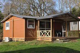 chalets rentals mobile home park brenne val de loire