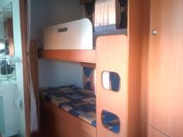 lit superposé caravane partir à l étranger