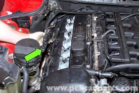 Replace The Valve On A by Bmw E39 5 Series Valve Cover Gasket Removal 1997 2003 525i 528i