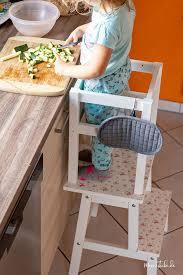 lernturm für kleinkinder selber bauen ikea hack meinestube