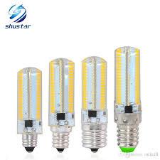 led dimmable e11 e12 e14 e17 g4 g9 ba15d light corn bulb ac 220v