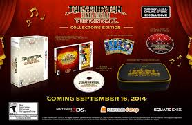 Final Fantasy Theatrhythm Curtain Call Stats by Square Enix Reveals Pax Prime Lineup Pixel Perfect Gaming