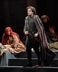 Curtain Call Stamford Shakespeare by La Opera Macbeth