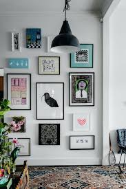 Chic Inspiration Multi Frame Wall Art Ideas Image Of Unique Decor Multiple Frames