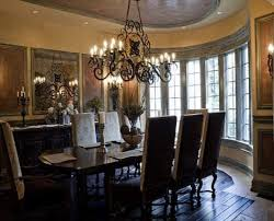Dining Room Traditional Chandeliers With Wooden