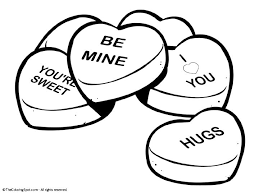Free Printables Valentines Day Coloring Pages Cards
