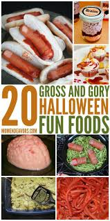Halloween Appetizers For Adults by 261 Best Halloween Ghoulish Food Images On Pinterest Halloween