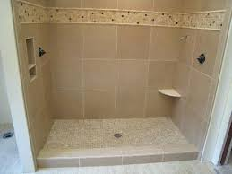 how to install a shower pan shower pan area in the project shown