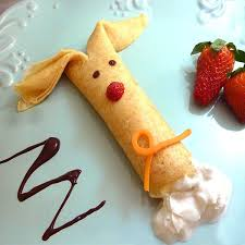 Recipe For Bunny Crepes A Fun Brunch Food