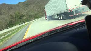 100 Semi Truck Brakes Watch Fail And Uses Emergency Runaway Lane