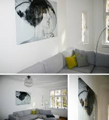 moderne wandbilder leinwandbilder alubilder und