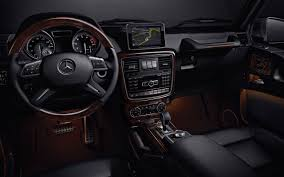 Mercedes Benz G Class Interior wallpaper