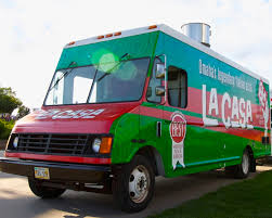 100 Renting A Food Truck La Casa Pizzaria