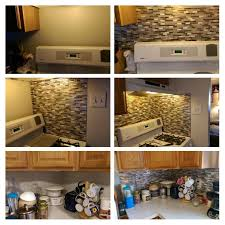 Harmony Mosaik Smart Tiles by Completed My Kitchen In Under 4 Hours