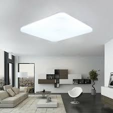 leuchten leuchtmittel quadrat led deckenleuchte badle
