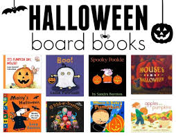 Books About Pumpkins For Toddlers by Halloween Board Books For 2 And 3 Year Olds No Time For Flash Cards