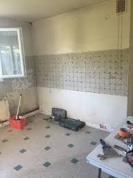 travaux cuisine rénovation d une cuisine complète les travaux d eric