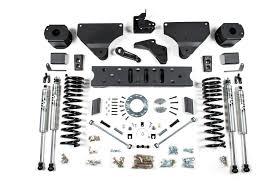 BDS Suspension 2014-16 Ram 2500 4WD Gas - 5.5