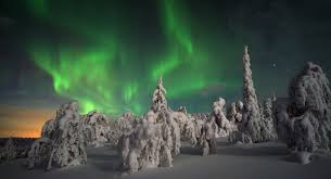 northern lights or borealis best places and time to see it