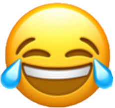 Laughing Iphone Laugh Crying Emoji Png Royalty Free