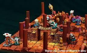 3d Dungeon Tiles Kickstarter by Super 3d Dungeon Boards By Tyson Koch U2014 Kickstarter Super