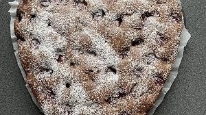 schwarzer kirschkuchen