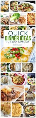 A TON Of Awesome Quick Recipes And Dinner Ideas For Busy Families I Can