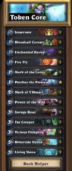 r druid deck kft knights of the frozen throne class discussion theorycraft druid
