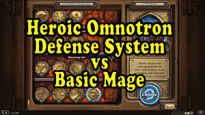 hearthstone priest deck beginner hearthstone blackrock mountain heroic omnotron with a basic