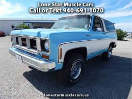 1973 GMC Jimmy C/K 1500 For Sale | ClassicCars.com | CC-990877 Old Parked Cars Vancouver Gmc Double Shot 1966 Pickup 1973 Chevrolet K5 Blazer Wikipedia 731988 Chevygmc Truck Flickr And Truck Brochures Light Duty Sierra Questions Driveshafts 79 Cargurus How Does One Value A 1977 Grande Camper Special 2wd 34 Ton Original Paint All Of 7387 Chevy Edition Trucks Part I Build 731987 Chevygmc Front Shackle Mounts Youtube Jimmy Wheels Us Pinterest Jeeps Amazoncom Vintage Air Gen Iv Surefit Complete System Kit