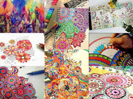 Often Used As A Means To De Stress From The Tiresome Perils Of Working 9 5 Its No Wonder That Individuals Are Turning Creative Outlet Colour