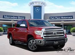 Used 2017 Toyota Tundra 4WD Vehicles For Sale - Park Place Search Used Chevrolet Silverado 1500 Models For Sale In Dallas 1999 Suburban 2006 Volvo Vnl64t780 Sale Tx By Dealer Yardtrucksalescom 3yard Trucks 2018 Ford F150 Raptor 4x4 Truck For In F42352 Flatbed On Buyllsearch Buy Here Pay 2013 Super Duty F250 Srw F73590 F350 Dually Big Red Rad Rides Yovany Texas Buying And Selling Trucks Hino Certified 2016 4wd Supercrew 145 Lariat