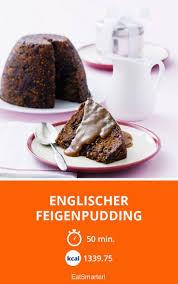 englischer feigenpudding