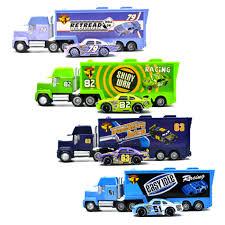 Disney Pixar Cars 3 2pcs Set Lightning Mcqueen Truck Uncle Mack The ...